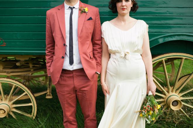 Alternative Wedding Photography by Emma Case