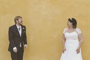 Black & White Vs Colour - Bride Vs Groom Friday Fight-Out