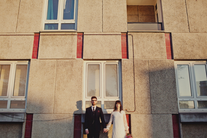 the styles of wedding photography - vintage photography by Joanna Brown