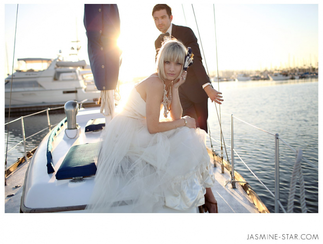 The Styles of Wedding Photography: Editorial